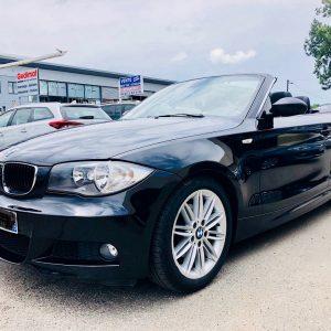 BMW SERIE 1 (E88) D 2.0 CDI 143ch