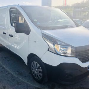 RENAULT Trafic 3 L1H1 1,6l DCI 120ch