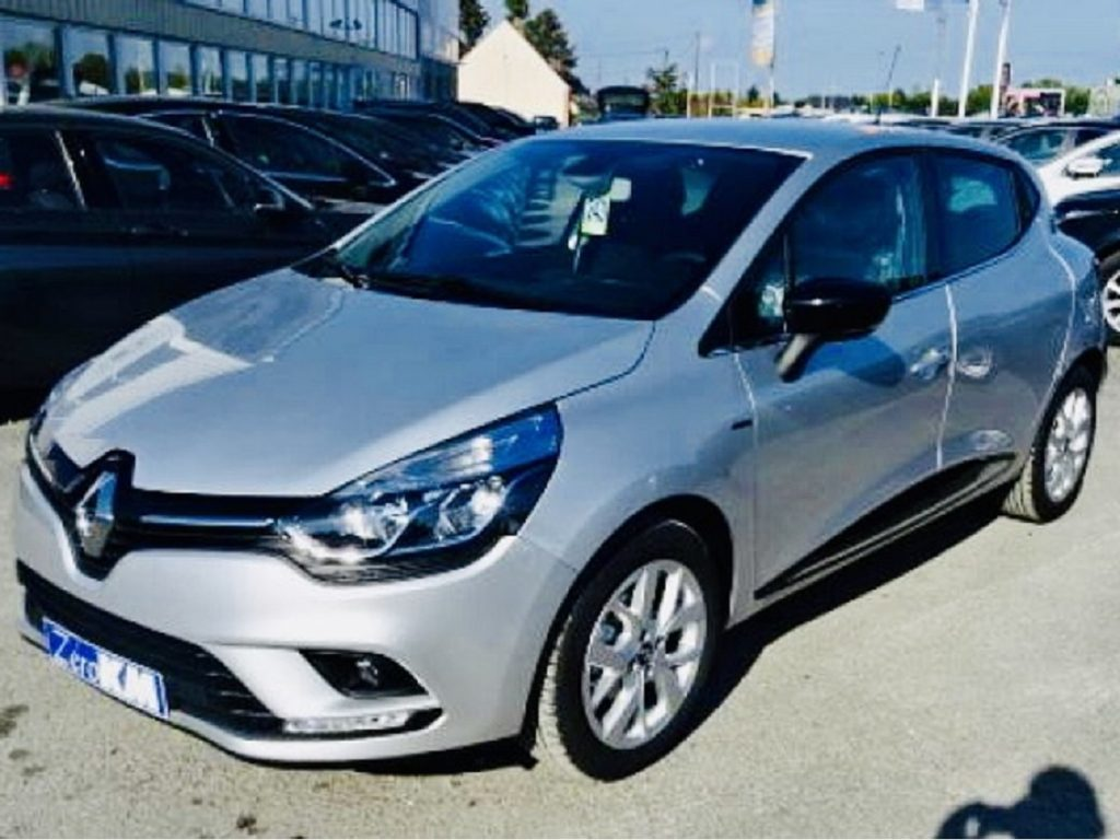 RENAULT CLIO IV 0.9 ENERGY TCe 90ch