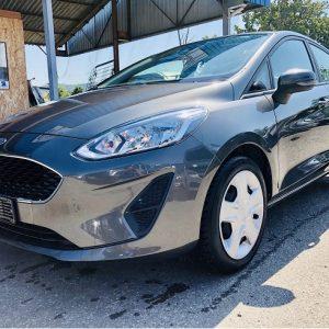 FORD Fiesta 1,5l TDCi 85ch