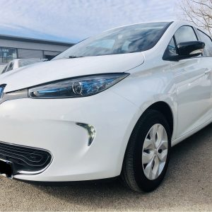 RENAULT Zoé ZE Charge Rapide Type 2