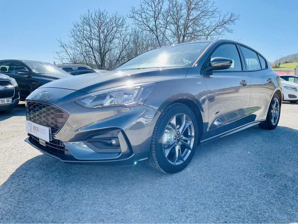 FORD Focus IV 1,0 Ecoboost 125ch