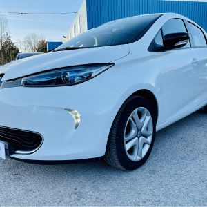 RENAULT Zoé ZE Charge Rapide