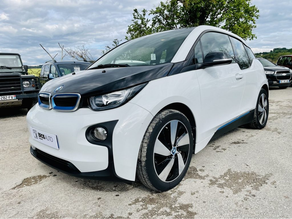 BMW I3 60Ah 170ch REX Prolongateur d'autonomie